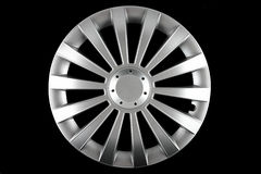 Hubcap isolated Royalty Free Stock Photo