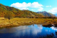 Hubei DAJIUHU scenery Royalty Free Stock Photo