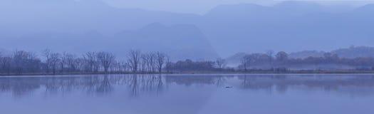 Hubei DAJIUHU scenery Stock Image