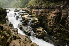 Hubei Enshilichuan Dragon Cave Scenic Area Royalty Free Stock Image