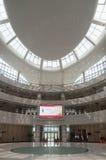 Hubei prowinci biblioteki wnętrze Zdjęcia Royalty Free