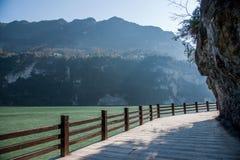Hubei Yiling der Jangtse Three Gorges Dengyingxia in Longxi Lizenzfreie Stockbilder