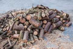 Hubei Yiling Three Gorges of the Yangtze River Dengying Gorge people firewood Royalty Free Stock Images