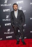 Hublot объявляет партнерство с путешествием покера мира стоковая фотография