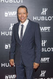Hublot announces partnership with World Poker Tour Stock Photography