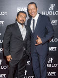 Hublot anuncia a parceria com excursão do pôquer do mundo Imagem de Stock Royalty Free
