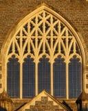 Hublot d'église Images stock