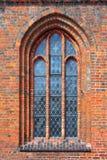 Hublot d'église Photographie stock