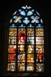 Hublot d'église Image stock