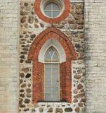 Hublot dans l'église photos libres de droits