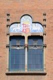 hublot de Barcelone Espagne Photographie stock libre de droits