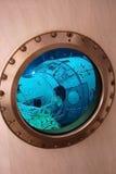 hublot de hydrolab Photographie stock libre de droits