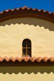 Hublot de monastère photographie stock libre de droits
