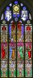 Hublot de verre coloré 22 Images libres de droits