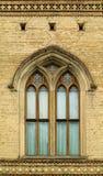 Hublot gothique Photos libres de droits