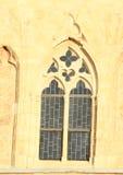 Hublot gothique Photo stock
