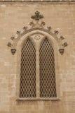 Hublot gothique Photographie stock