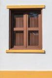 Hublot portugais traditionnel Image stock
