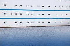 Hublots de bateau Photos stock