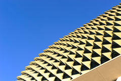 Hublots de toit d'esplanade Photographie stock libre de droits