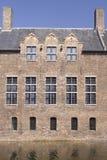 hublots de toit de château Photo libre de droits