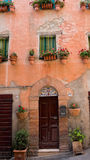 hublots italiens de l'Ombrie photos libres de droits