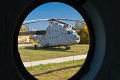 Hubschrauber Lizenzfreie Stockfotografie