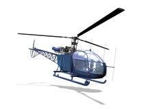 Hubschrauber Stockfotografie