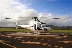 Hubschrauber lizenzfreies stockfoto