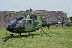 Hubschrauber Aerospatiale AS-550C-2 Fennec Stockbild