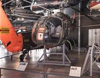 Hubschrauber Aerospatiale S A Gazelle 341F u. x28; 1967& x29; Lizenzfreie Stockbilder