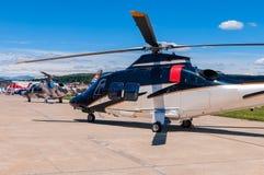 Hubschrauber auf anirfield Stockfoto