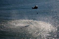 Hubschrauber AW139 Lizenzfreie Stockbilder