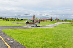 "Hubschrauber an Cape Town-Ufergegend †""Südafrika Lizenzfreie Stockbilder"