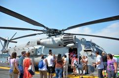Hubschrauber der Kondor-53 Lizenzfreies Stockbild