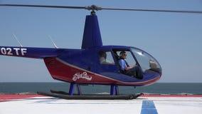 Hubschrauber, Flugzeuge, Flug, Reise stock footage