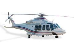 Hubschrauber lokalisiert Stockfoto