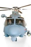 Hubschrauber lokalisiert Lizenzfreie Stockfotografie