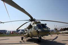 Hubschrauber Mi-8. lizenzfreies stockbild