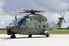Hubschrauber NH90 Stockbild