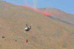 Hubschrauber Ops Stockbild