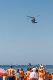Hubschrauber SH-60B Seahawk Lizenzfreie Stockfotografie