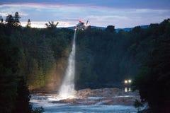 Hubschrauber-Suche und Rettung für das Ertrinken von Opfern Lizenzfreies Stockfoto