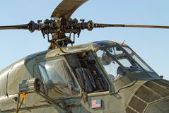Hubschrauber YL-37 stockfotos