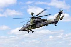Hubschrauberangriff des Tigers EC665 Lizenzfreies Stockbild