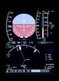 Hubschrauberbildschirmanzeige Stockbilder