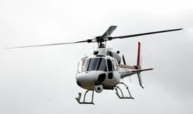 Hubschrauberfernsehapparat Stockbild