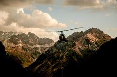 Hubschrauberrettung Lizenzfreie Stockbilder