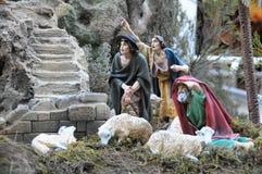 Huche de Noël Photos stock