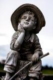Huckleberry Huck Finn imagen de archivo libre de regalías